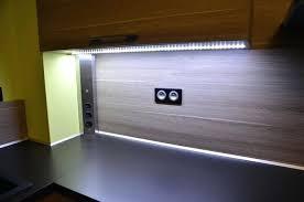 lairage plan de travail cuisine led eclairage plan de travail cuisine led led plan travail cuisine spots