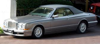 2003 bentley azure partsopen