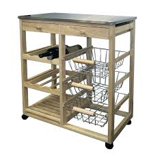 New Kitchen Island Kitchen Furniture New Kitchen Island Wood Cart Rolling Wine Rack