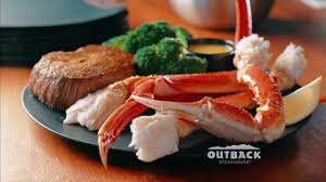 outback steakhouse steak u0026 crab starting at 15 99 youtube
