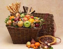 Nut Baskets Fruit Chocolate And Nut Baskets Hamper With Fruit And Chocolates