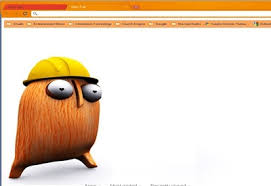 chrome themes cute orange google chrome theme chrome web store