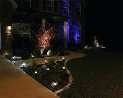 Outdoor Landscape Light Led Landscaping Lights Outdoor Led Landscape Lighting Canada