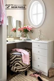small bedroom table unique modern corner dressing table designs for small bedroom