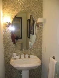 Diy Powder Room Remodel - perfect for the half bathroom united tile u201cfalling water u201d mosaic