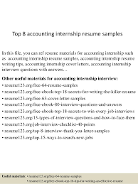 accounting internship resume objective resume objective examples