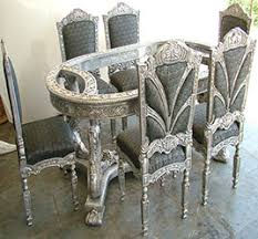 Silver Dining Tables Amazing Design Silver Dining Table All Dining Room