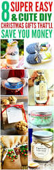 8 super easy and cute diy christmas presents that u0027ll save you