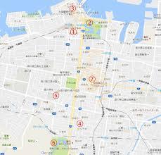 canap駸 atlas 瀬戸内国際芸術祭2016年夏季會期9day 8 9 高松 布達的天空