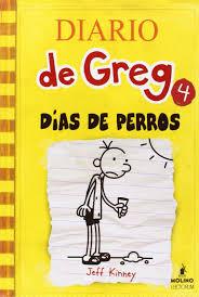 diario de greg 4 días de perros spanish edition jeff kinney