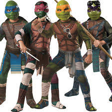 teenage mutant ninja turtles costumes ebay