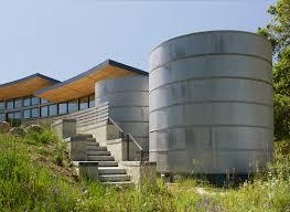 Feldman Architecture Water Storage Tanks Caterpillar House In Carmel California By