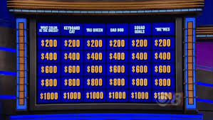 Meme Categories - memes abound on jeopardy on january 12 2017 the jeopardy fan