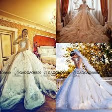 wedding designers 2016 michael cinco luxury 3d floral garden gown wedding