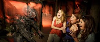 uss halloween horror nights 2015 the walking dead attraction rides u0026 attractions universal