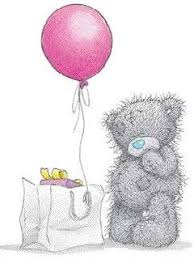 teddy balloons tatty teddy balloon phone wallpaper by samanthaord