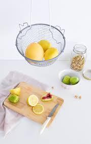 fruit basket ideas diy hanging fruit basket