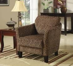 Leopard Armchair Animal Print Accent Chairs Foter