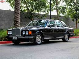 bentley mulsanne black interior classic bentley mulsanne s for sale on classiccars com