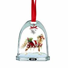 breyer on parade stirrup ornament toys