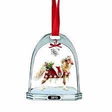 breyer on parade stirrup ornament toys