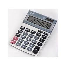 calculatrice bureau calculatrice bureau ativa 8 chiffres at812e la papéthèque oyonnax
