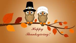 happy thanksgiving to all our members and friends