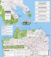 Map Routes by Bike Routes Parkwide Bike Rentals U0026 Tours