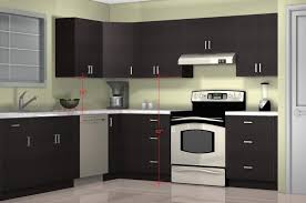 kitchen cabinets height above counter what is the optimal kitchen wall cabinet height