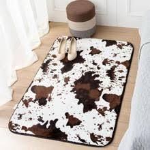 Zebra Kitchen Rug Popular Cow Kitchen Rug Buy Cheap Cow Kitchen Rug Lots From China
