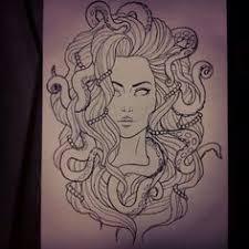 the 25 best medusa drawing ideas on pinterest medusa tattoo