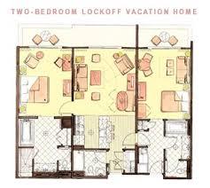 Disney Boardwalk Villas Floor Plan Difference In Villas At Akl Wdwmagic Unofficial Walt Disney