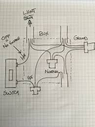 electrical how can i replace a single pole light switch with z