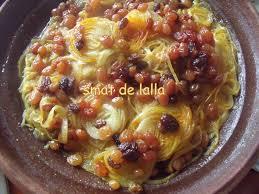 cuisiner le congre tajine de congre aux oignons et raisins secs smat de lalla