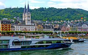 the rhine river is an and amazing cruise
