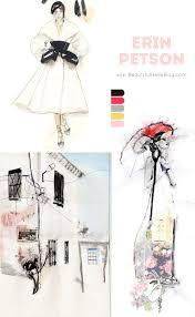 catwalk illustration artist showcase erin petson