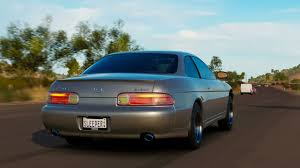 slammed lexus sc300 forza horizon 3 1997 lexus sc300 sleeper youtube