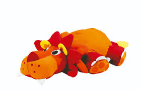 Giant Floor Pillows For Kids by Leo The Lion
