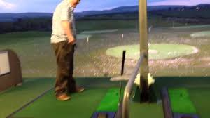 best golf shot at a driving range you u0027ll ever see youtube