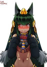 Anubis Halloween Costume Anubis Monstergirl Comp