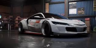 acura supercar need for speed payback build of the week 11 u2013 acura nsx u2013 the nobeds