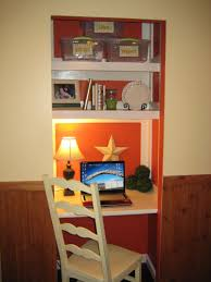 desk ideas diy appealing desk in closet diy pictures decoration ideas andrea