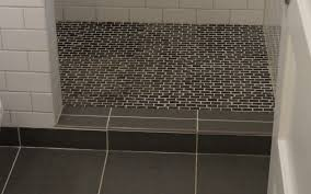 Flooring Options For Bathrooms by Shower Floor Options Best Inspiration From Kennebecjetboat