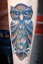 Forearm Tattoo Ideas For Men Owl Forearm Tattoo Designs For Men And Women Tattoooooooozzzz