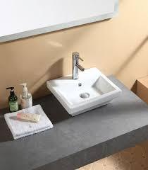 cloakroom bathroom countertop ceramic basin sink 6 stylish designs