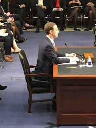 Congress Meme - mark zuckerberg using a booster seat to testify before congress is