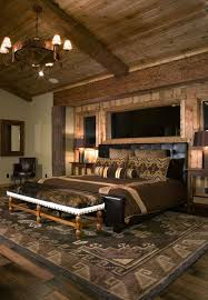 rustic home interior designs rustic bedrooms design ideas canadian log homes