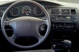 2010 Corolla Interior The Horn On My 93 Corolla Hatch Is Not Working I Have Checked The