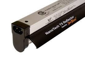 sunblaster nanotech t5 ho fixture reflector combo review t5 grow