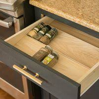 kitchen drawer organizer ideas dollar tree hacks to organize spice drawers cabinets